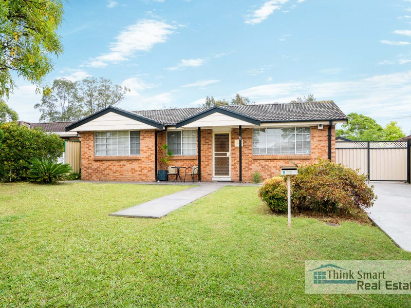 6 Athens Avenue, Hassall Grove, NSW 2761