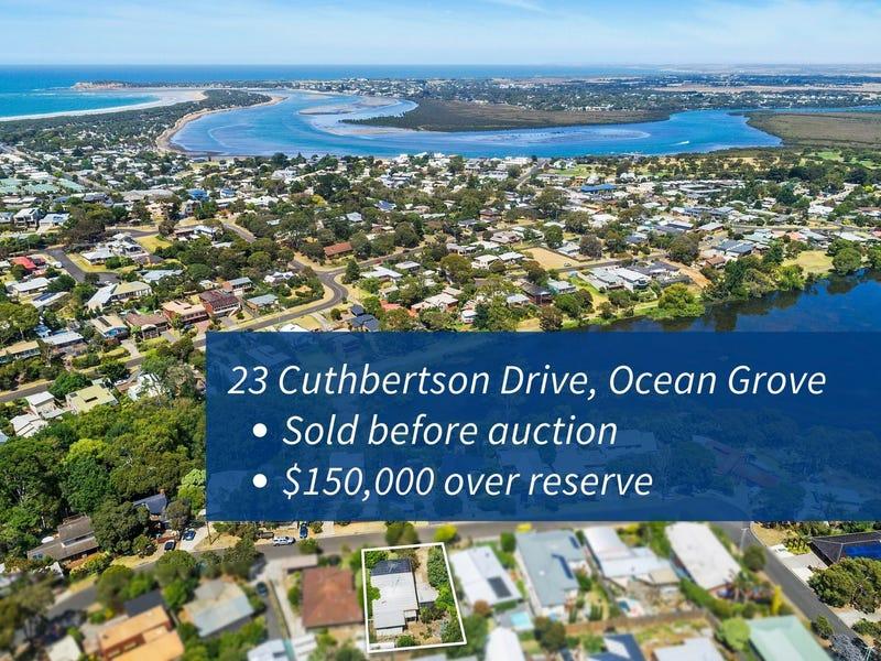 23 Cuthbertson Drive, Ocean Grove, Vic 3226