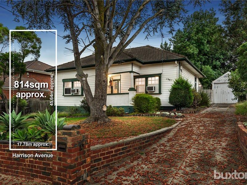 17 Harrison Avenue, Burwood, Vic 3125