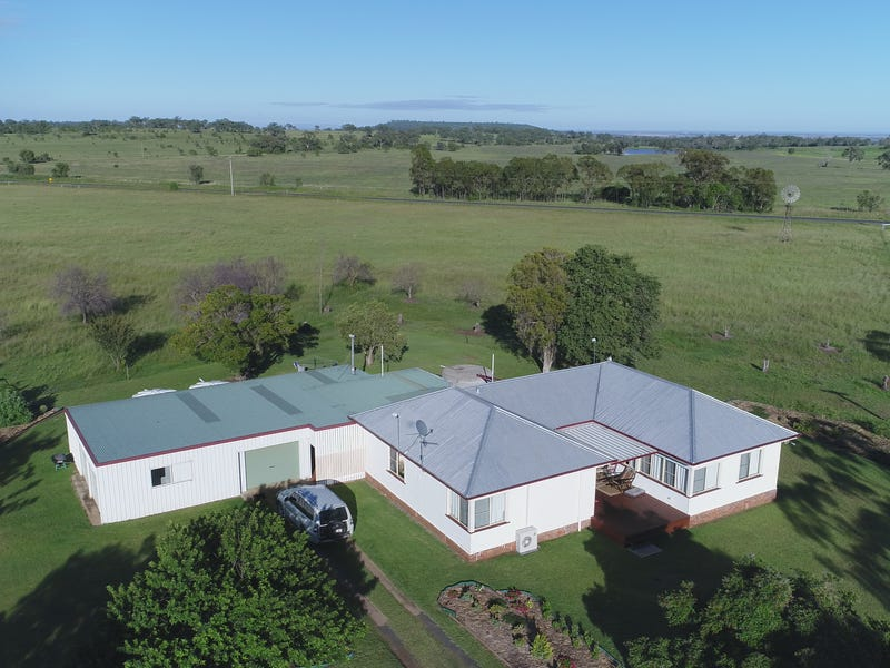 335 Clifton Road, Pittsworth, Qld 4356
