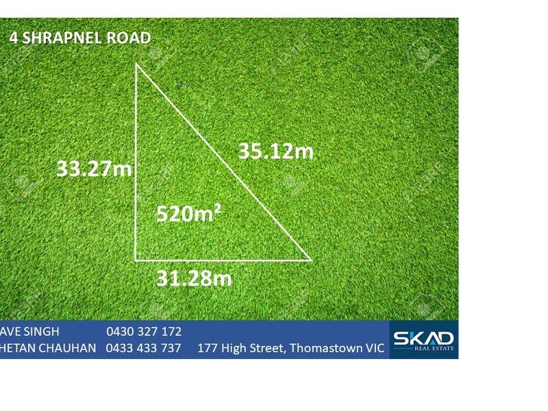 4 Shrapnel Road, Mernda, Vic 3754