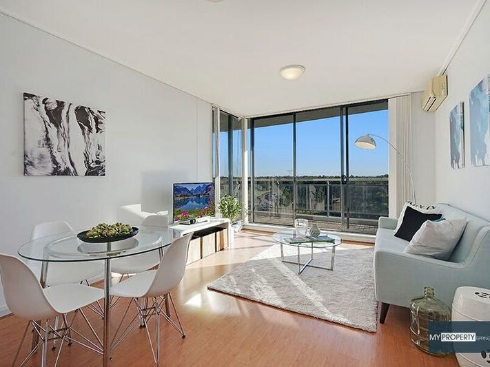 16/27 Bennelong Parkway, Wentworth Point, NSW 2127