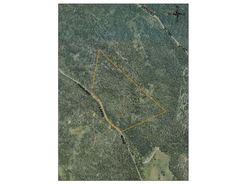 P123E, Highland Lakes Road, Miena, Tas 7030