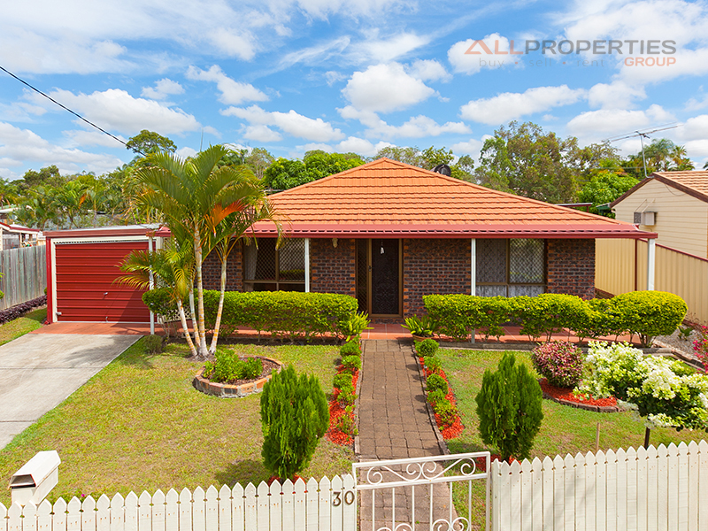 30 Forestwood St, Crestmead, Qld 4132