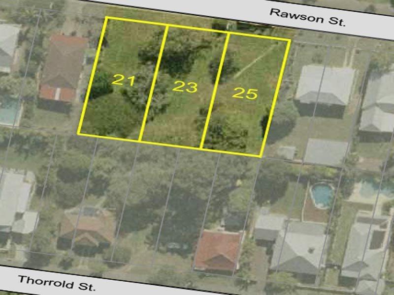 21, 23 ,25 Rawson Street, Wooloowin, Qld 4030
