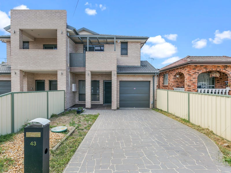43 Alexander Street, Smithfield, NSW 2164