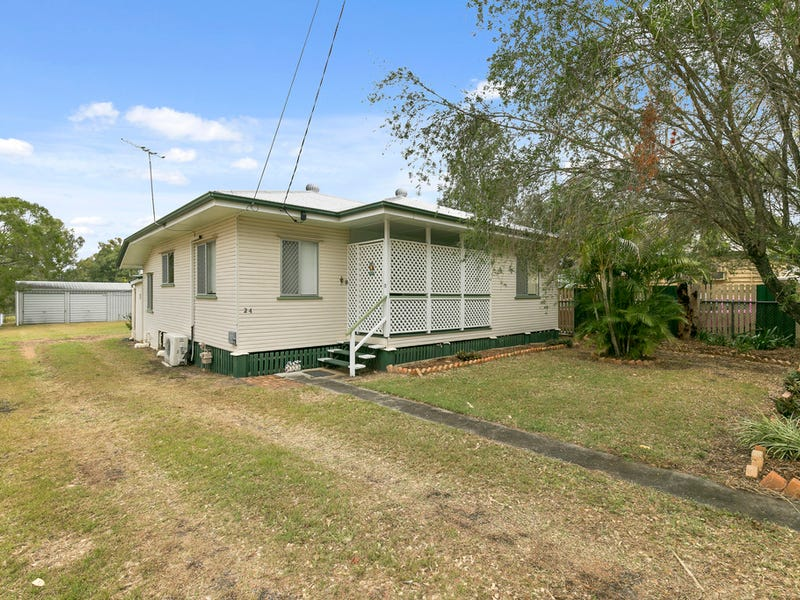 24 Davidson Street, Basin Pocket, Qld 4305