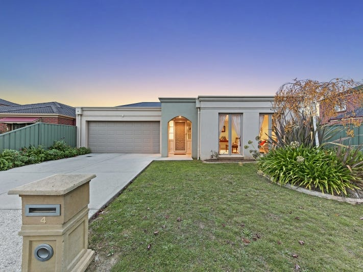 4 St Helens Avenue, Lake Gardens, Vic 3355