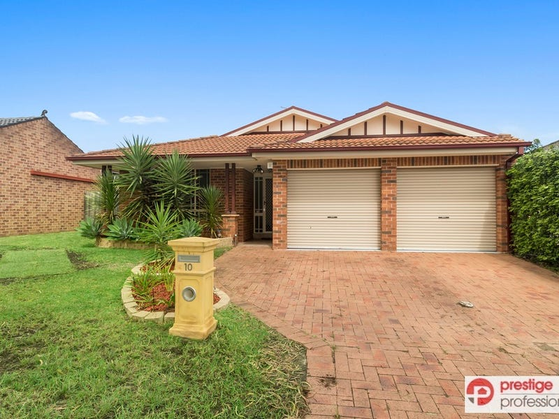 10 Gracemere Court, Wattle Grove, NSW 2173