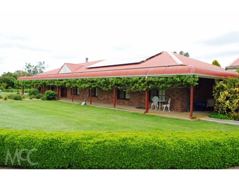 'Huntleigh' Backswamp Road, Dunkeld, NSW 2795