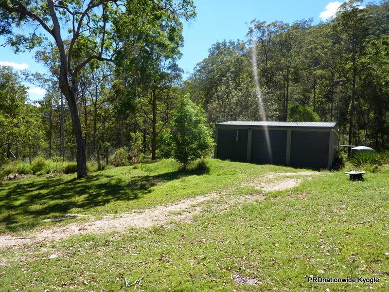 340 Peacock Creek Rd, Gorge Creek, Bonalbo, NSW 2469