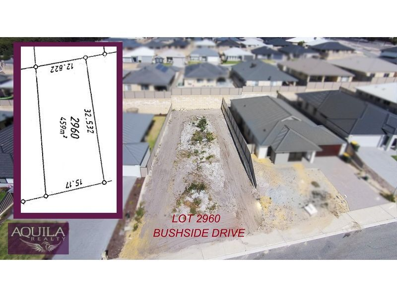Lot 2960, Lot 2960 Bushside Drive, Aveley, WA 6069