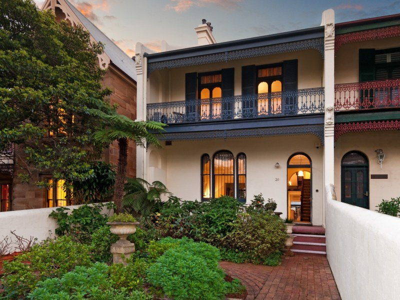 20 Fitzroy Street, Kirribilli, NSW 2061