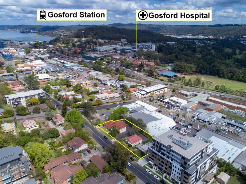 58-62 & 64 Hills Street, North Gosford, NSW 2250