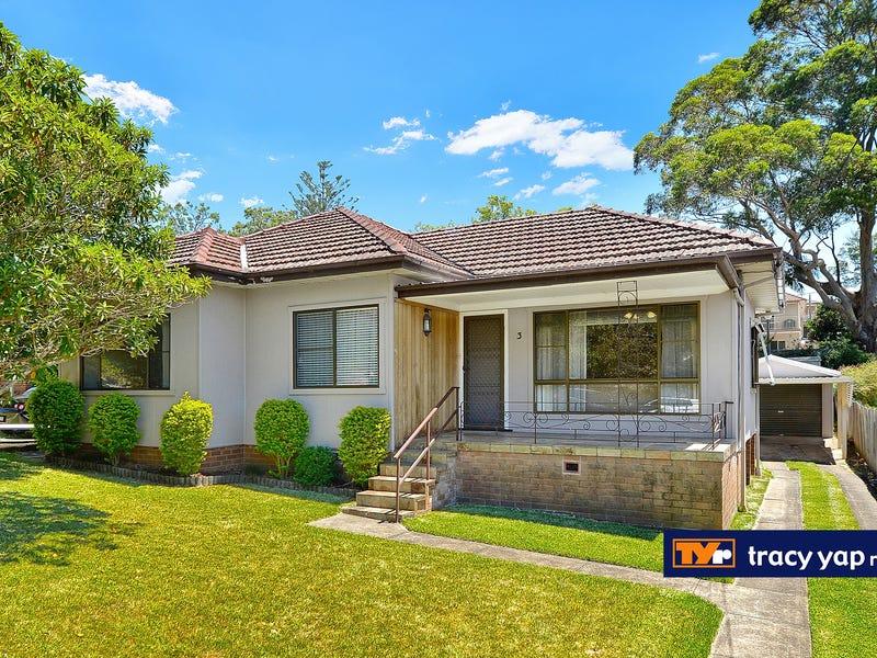 3 Sheehan Street, Eastwood, NSW 2122