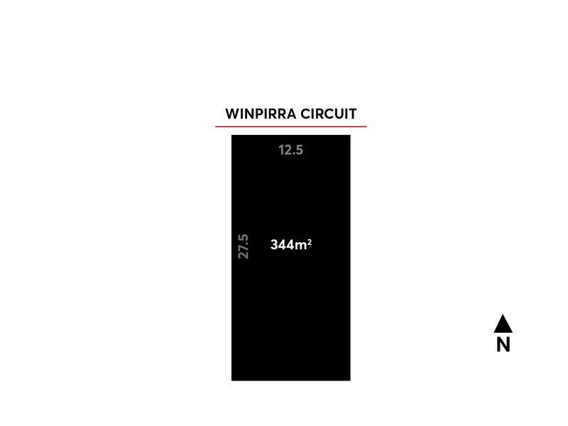 Lot 1965, Winpirra Circuit, Lightsview, SA 5085