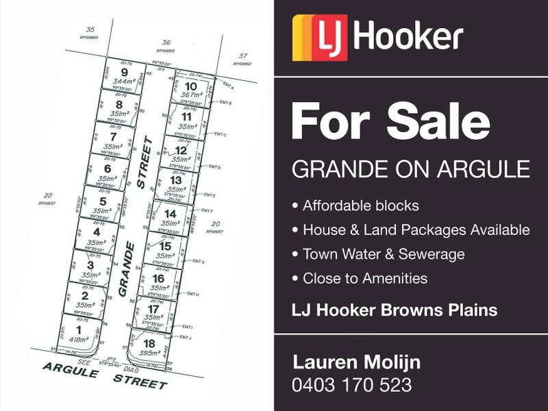 L1-L18 Grande Street, Hillcrest