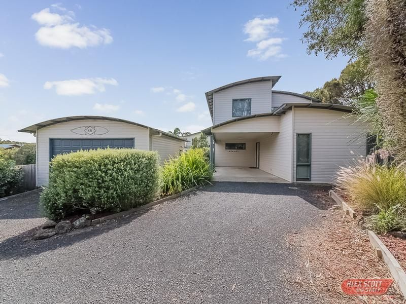 46 SUNSET DRIVE, Sunset Strip, Vic 3922