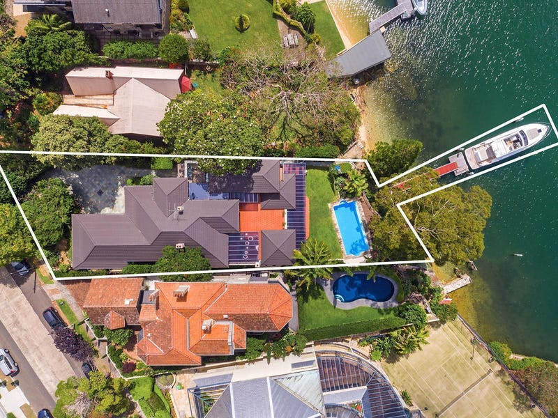 18 The Point Road, Hunters Hill, NSW 2110