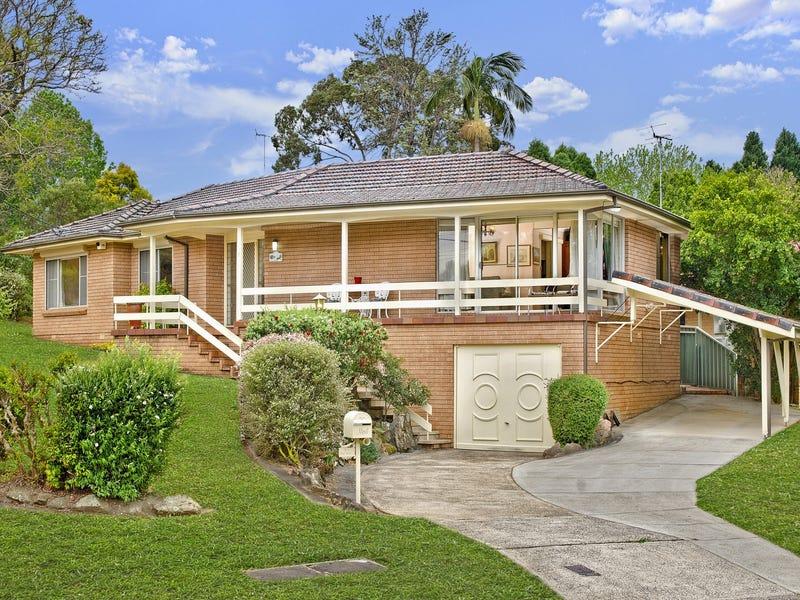 1 Lloyd George Avenue, Winston Hills, NSW 2153