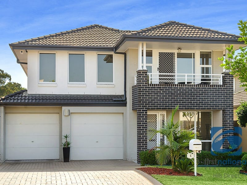 5 Avondale Avenue, Parklea, NSW 2768