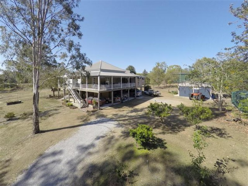 298 Old Bruce Highway, River Ranch, Qld 4680