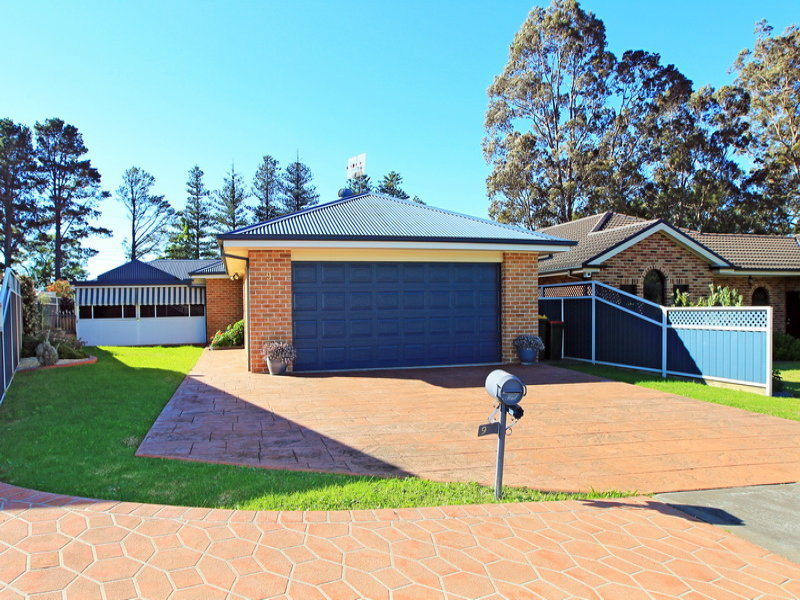 9 Jade Place, Meroo Meadow, NSW 2540