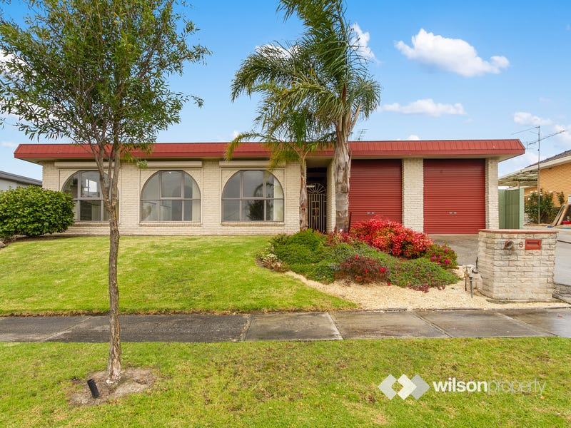 8 Mulcare Crescent, Churchill, Vic 3842