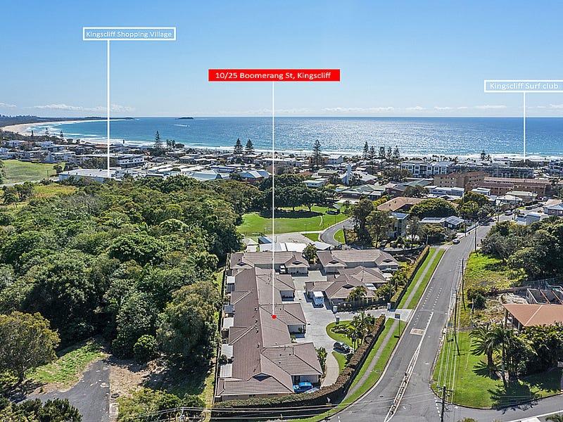 10/25 Boomerang Street, Kingscliff, NSW 2487