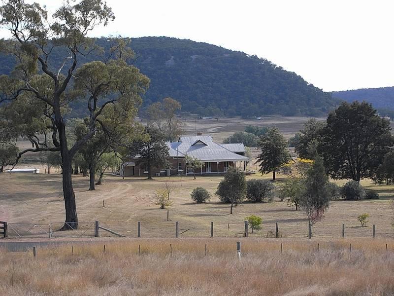"""""""Brogheda"""" Yarraman Rd, Wybong, NSW 2333"""