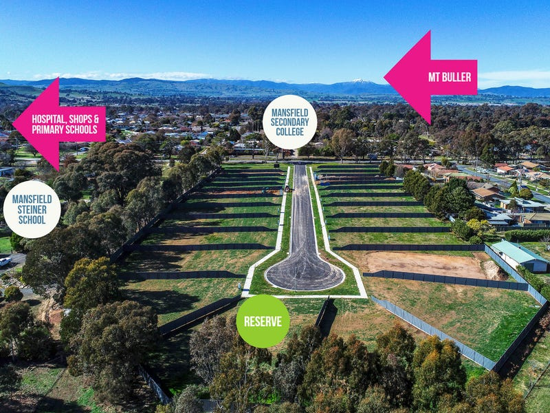 Lot 18 Peak Court, Mansfield, Vic 3722