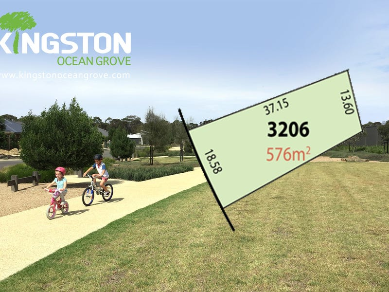 Lot 3206 Parkside Boulevard, Ocean Grove, Vic 3226