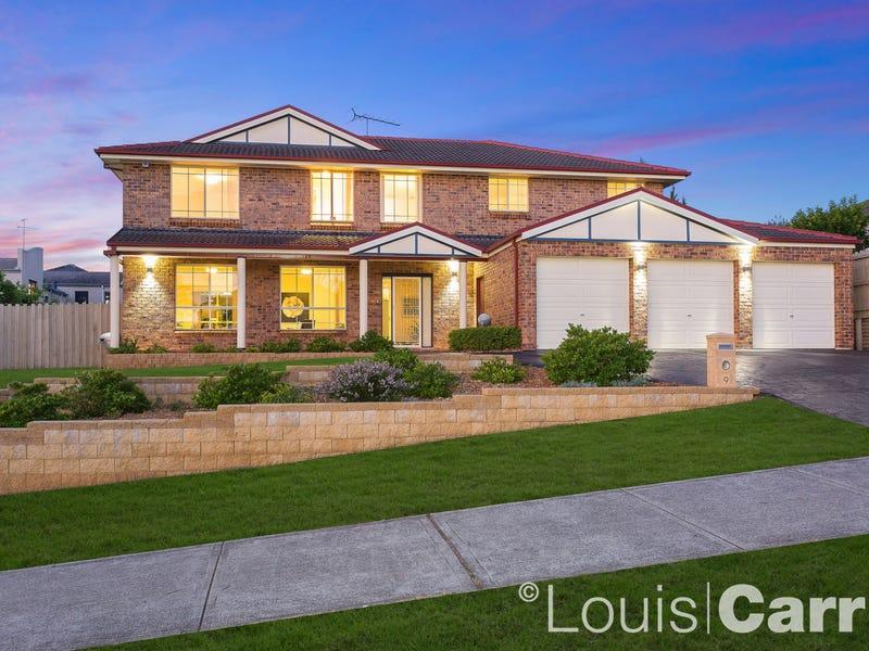 9 Hermitage Avenue, Kellyville, NSW 2155