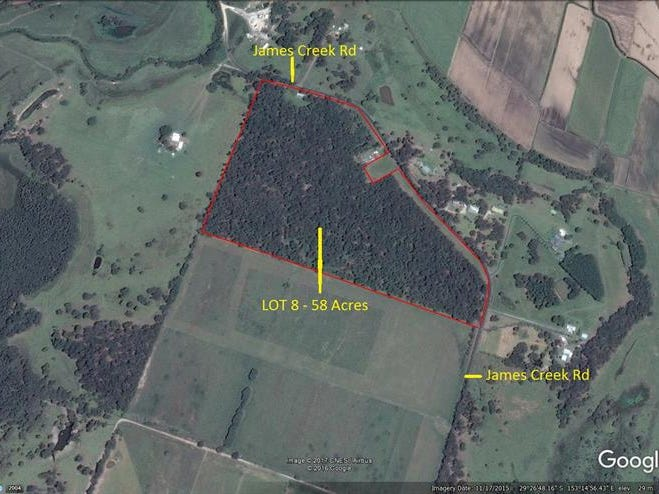Lot 8 James Creek Rd, James Creek, NSW 2463