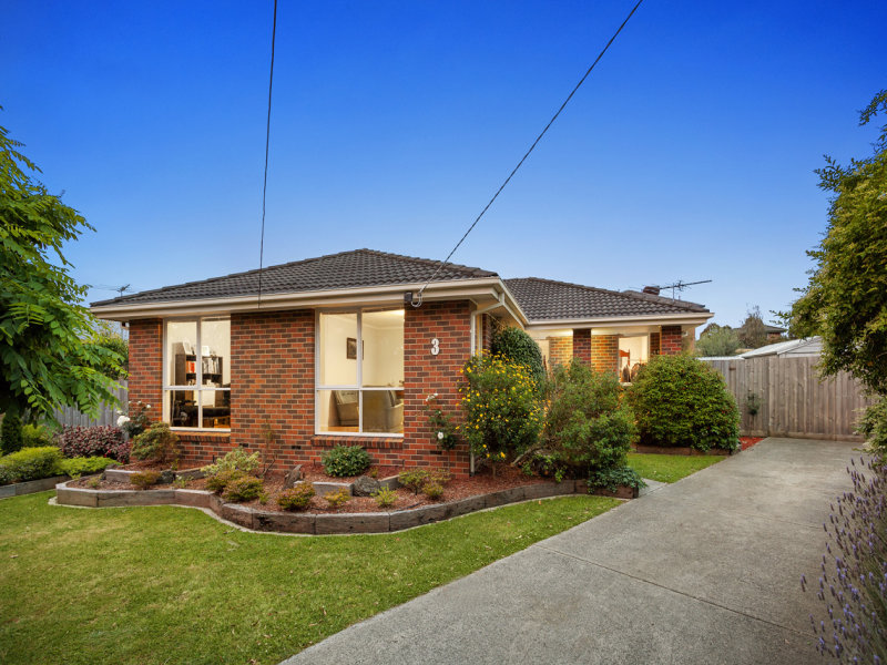 3 Conifer Court, Ringwood North, Vic 3134