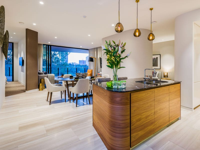 402/8 River Terrace, Kangaroo Point, Qld 4169