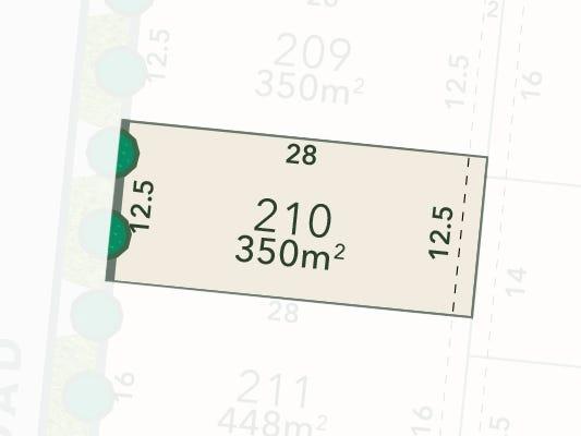 Lot 210, Innisfail Road, Rockbank, Vic 3335