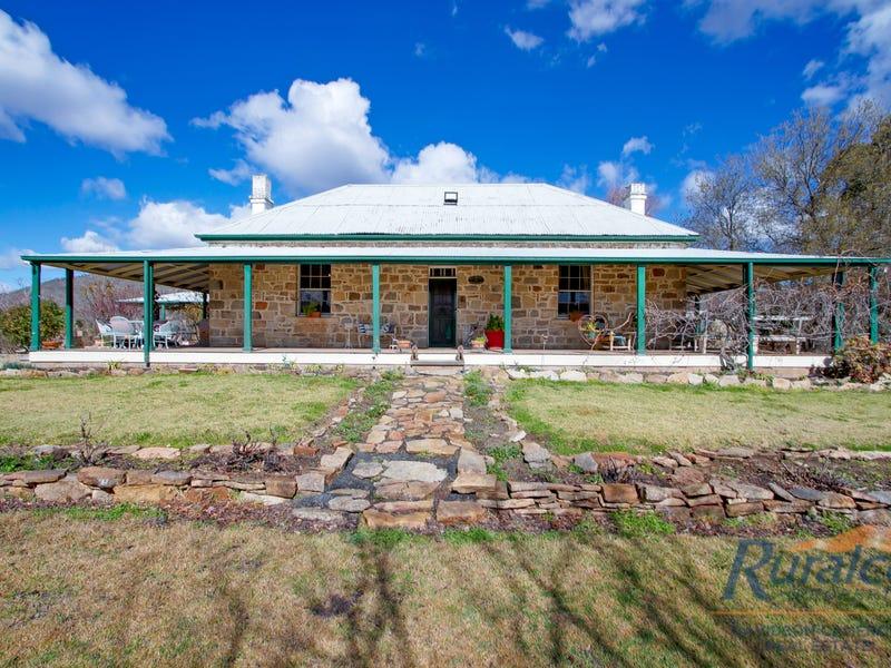 """""""GLEN BARRA"""" Glen Barra Road, Watsons Creek, NSW 2355"""