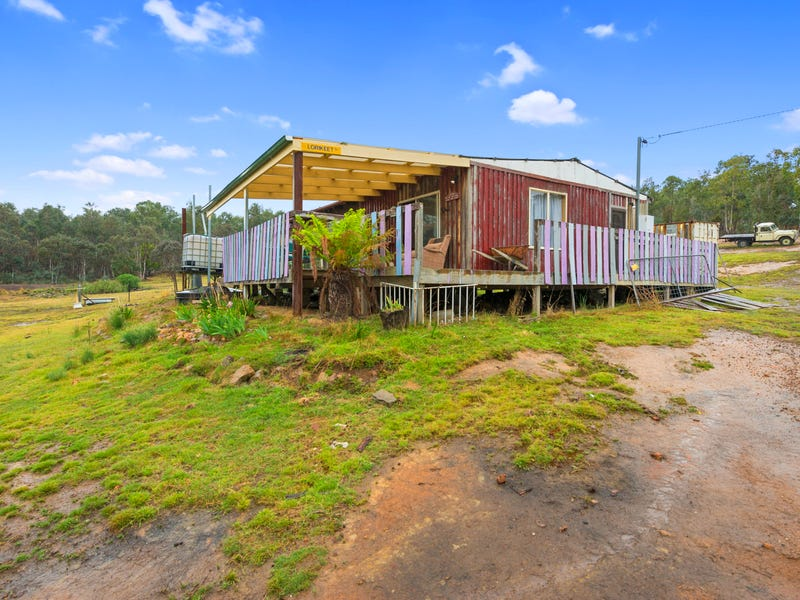 191 Link Road, Colebrook, Tas 7027