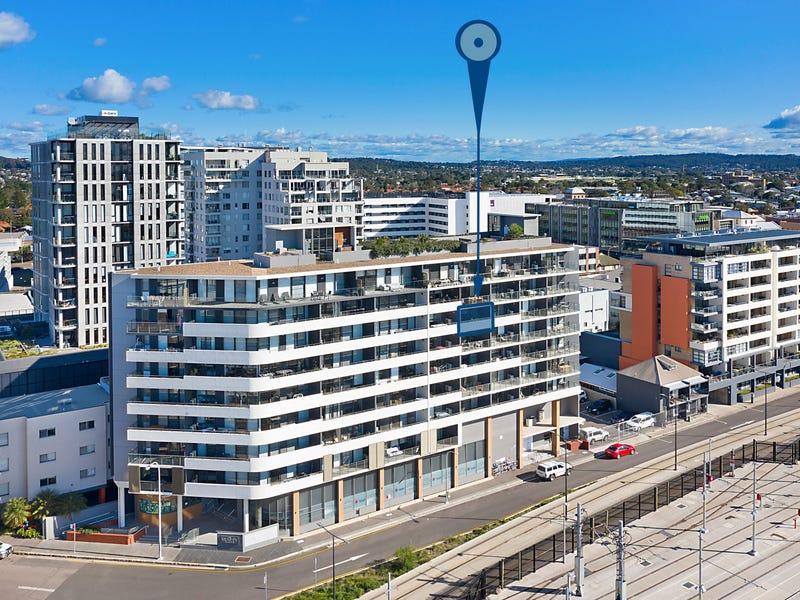604/12 Bellevue Street, Newcastle West, NSW 2302