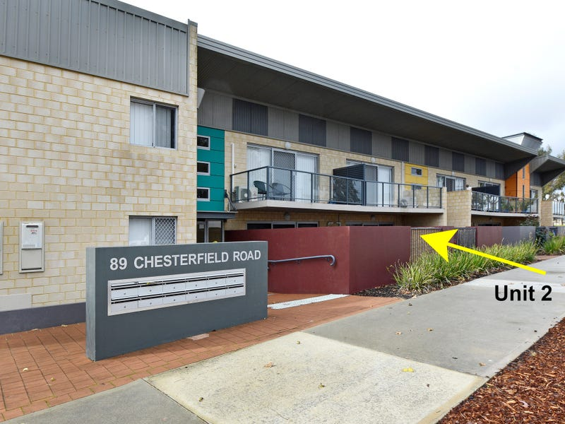 2/89 Chesterfield Road, Mirrabooka