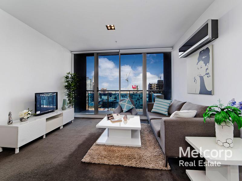 2702/483 Swanston Street, Melbourne, Vic 3000