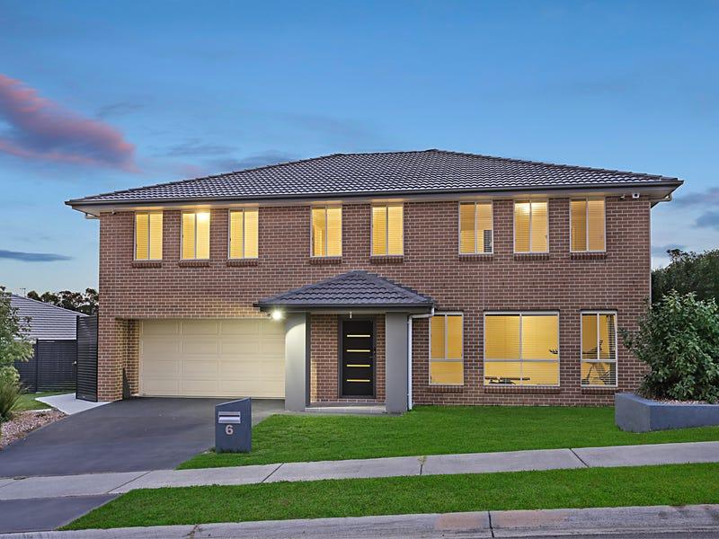 6 ARROWGRASS STREET, Aberglasslyn, NSW 2320