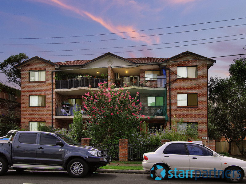 13/49-51 Calliope Street, Guildford, NSW 2161