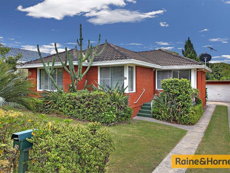 2A Poulton Ave, Beverley Park, NSW 2217