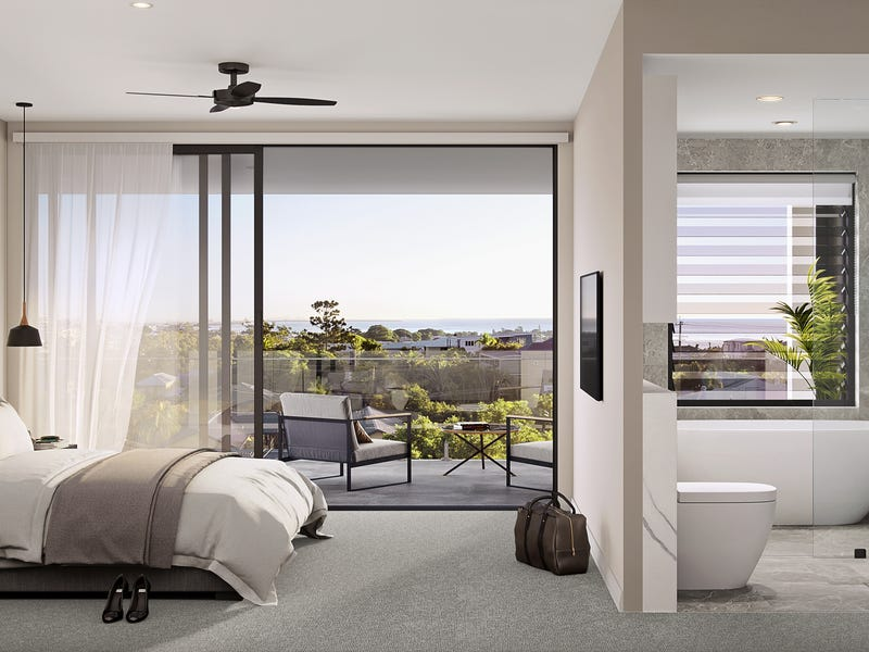 Penthouse 2/92-96 Ernest Street, Manly, Qld 4179