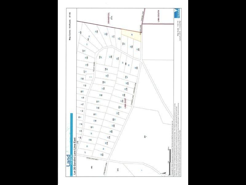 Lot 26 Gandini Lane, Lima East, Vic 3673