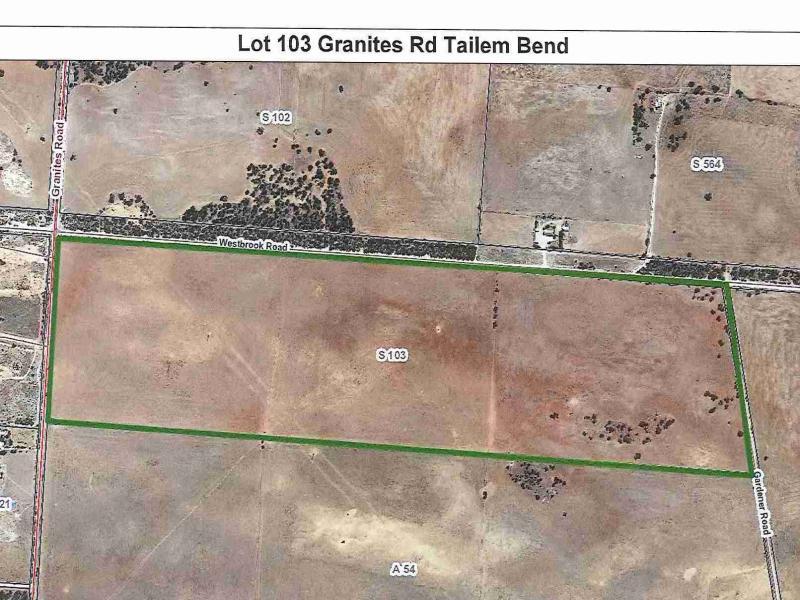 Lot 103 Granites Rd, Tailem Bend, SA 5260