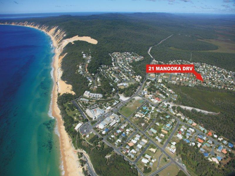 21 Manooka Drive, Rainbow Beach, Qld 4581