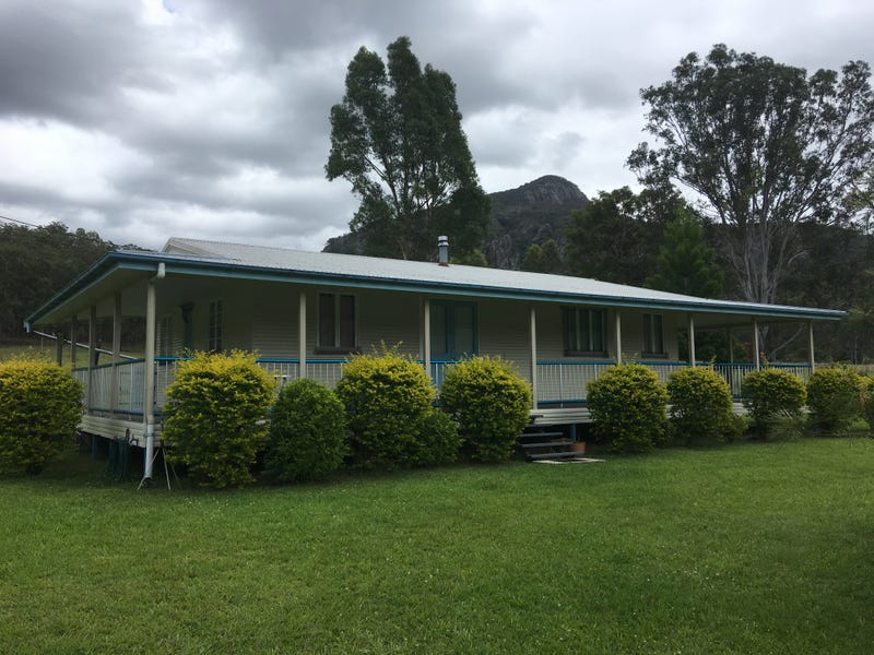 170 Mount Greville Rd, Moogerah, Boonah, Qld 4310